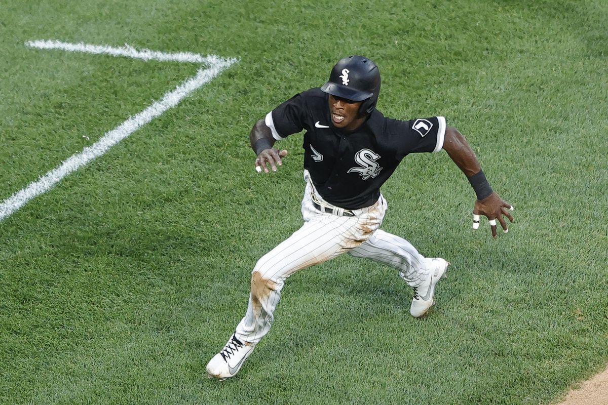 MLB: Tampa Bay Rays at Chicago White Sox
