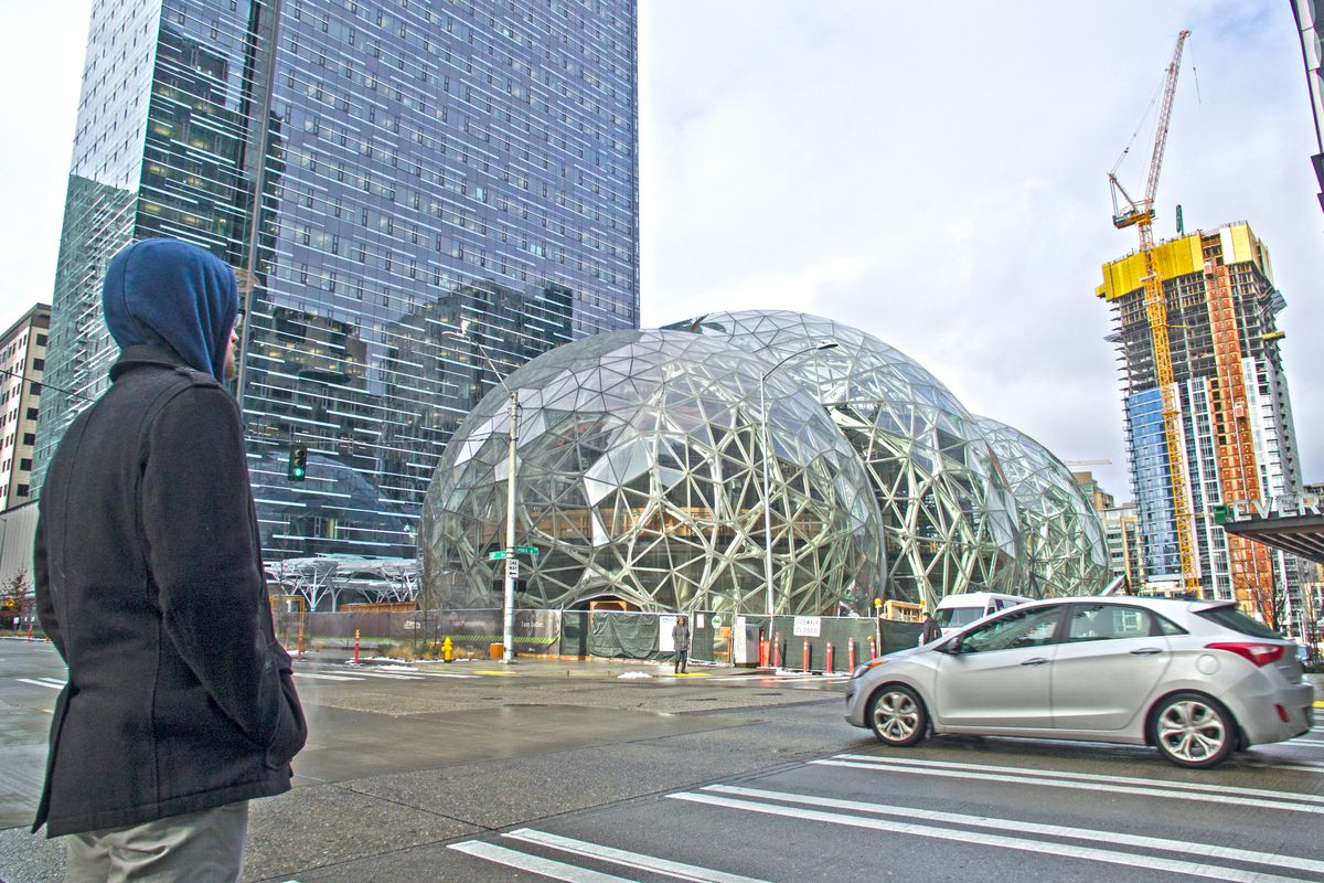 Geodesic Dome Home Amazon S New Hq How Cities Are Making Their Case Curbed