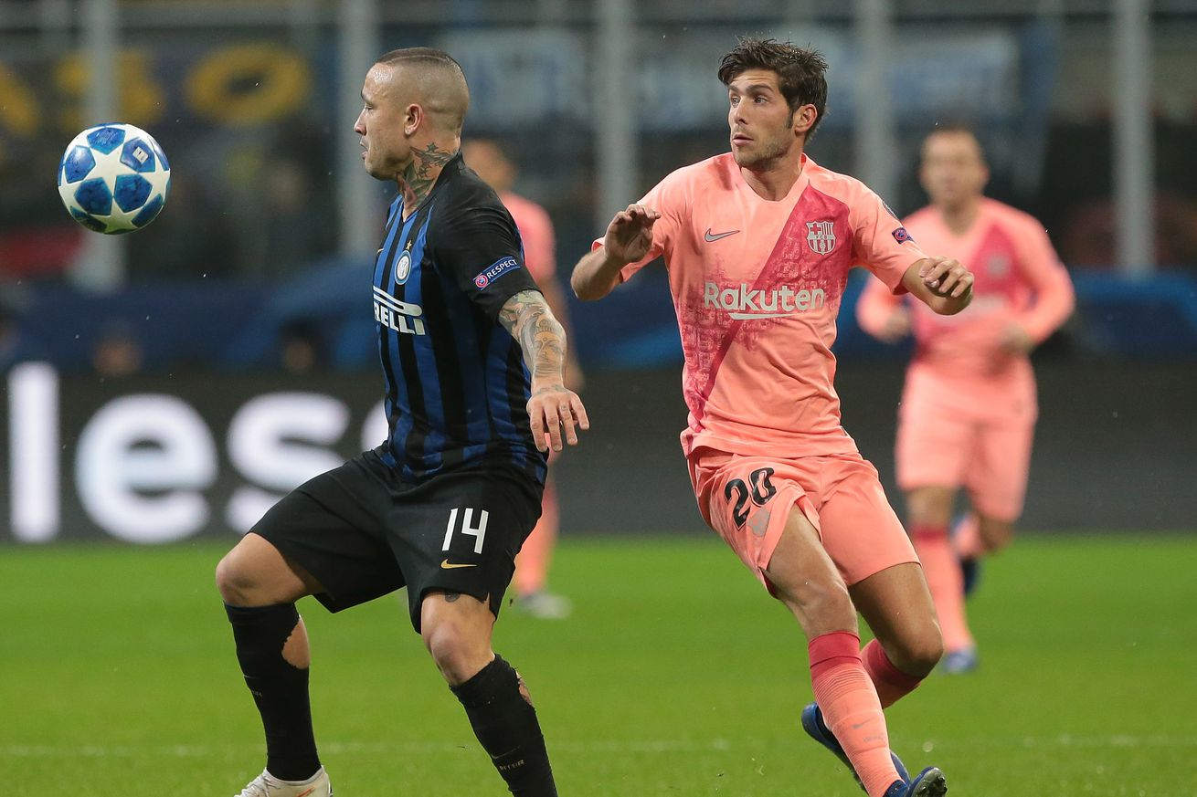 Man of the Match: Inter Milan vs. Barcelona