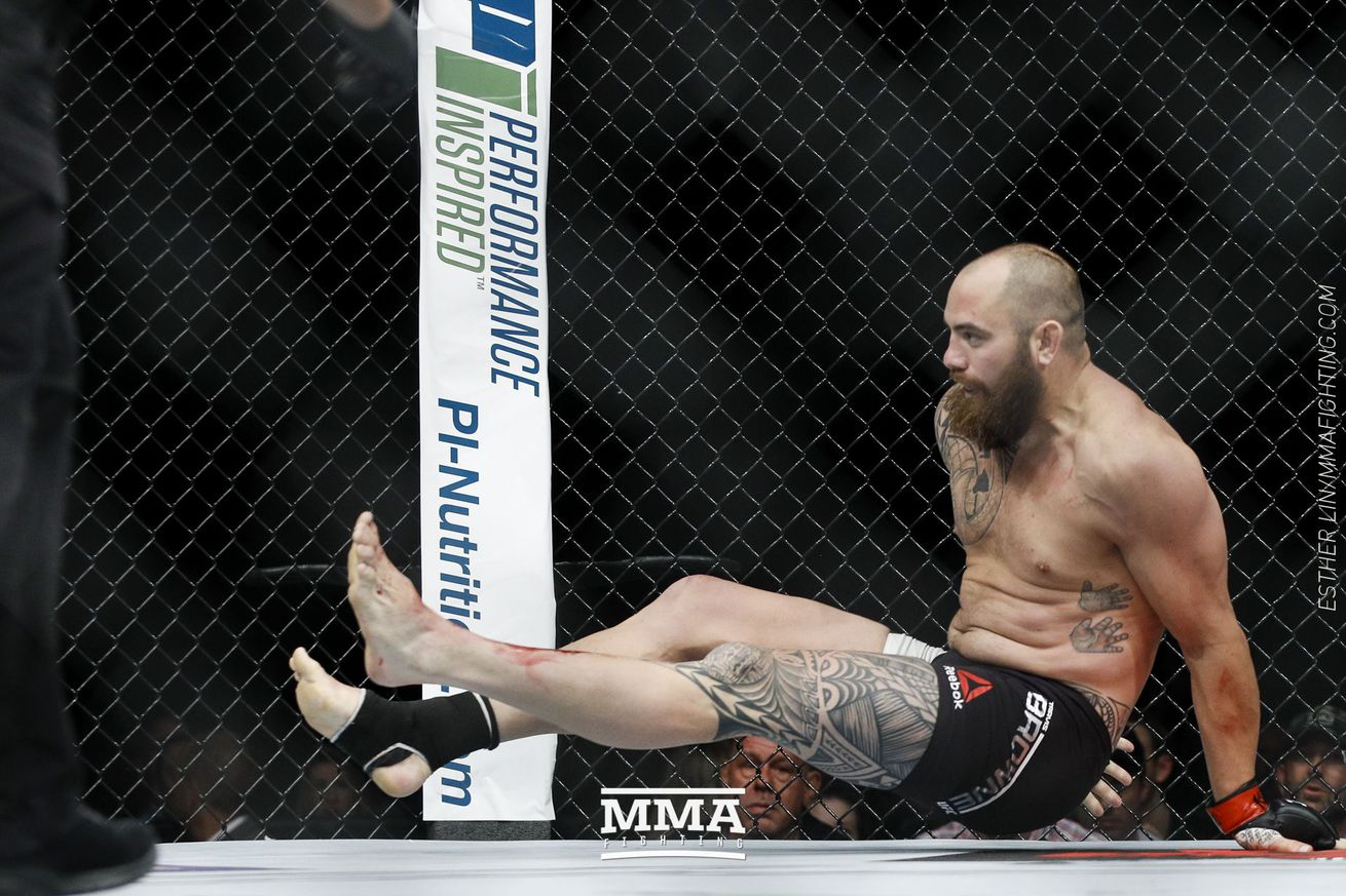 Dana White believes Travis Browne should retire after fourth consecutive loss