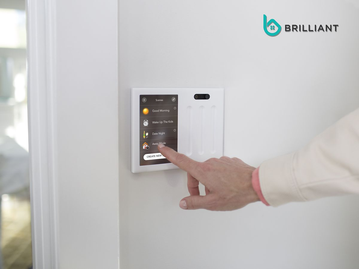 Do You Feel Like Need To Upgrade Your Light Switches Circuit Breaker House The First 8 Things Should After Buying A Brilliant Control With Touch Strips