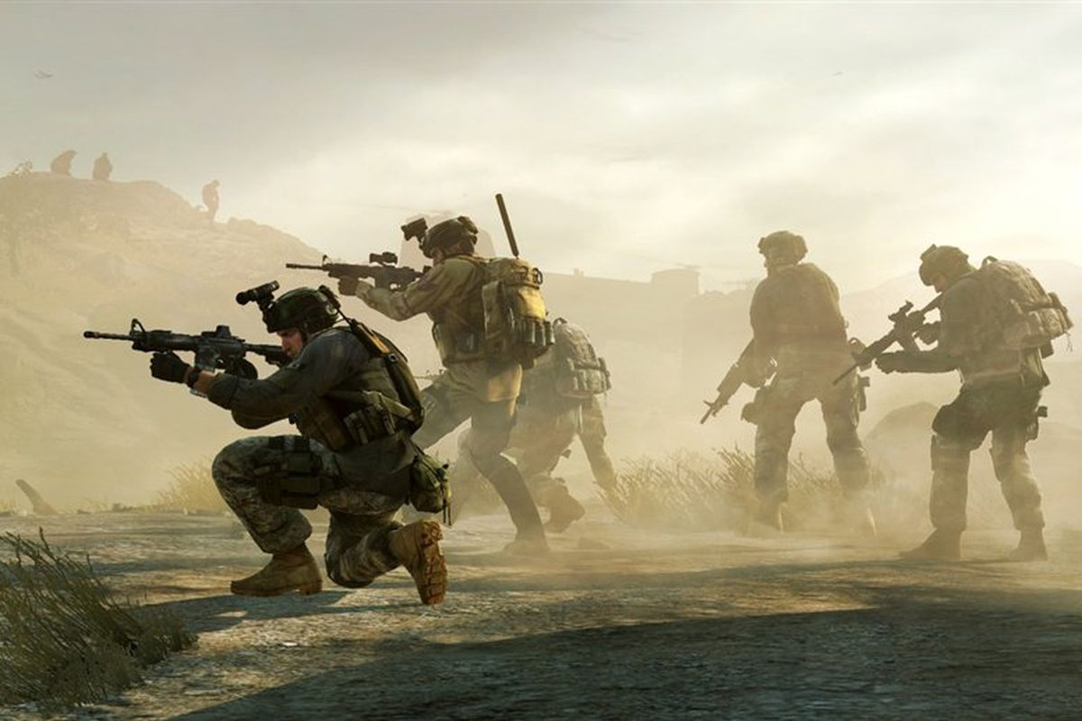 Medal of Honor Warfighter developers hired SEAL Team 6