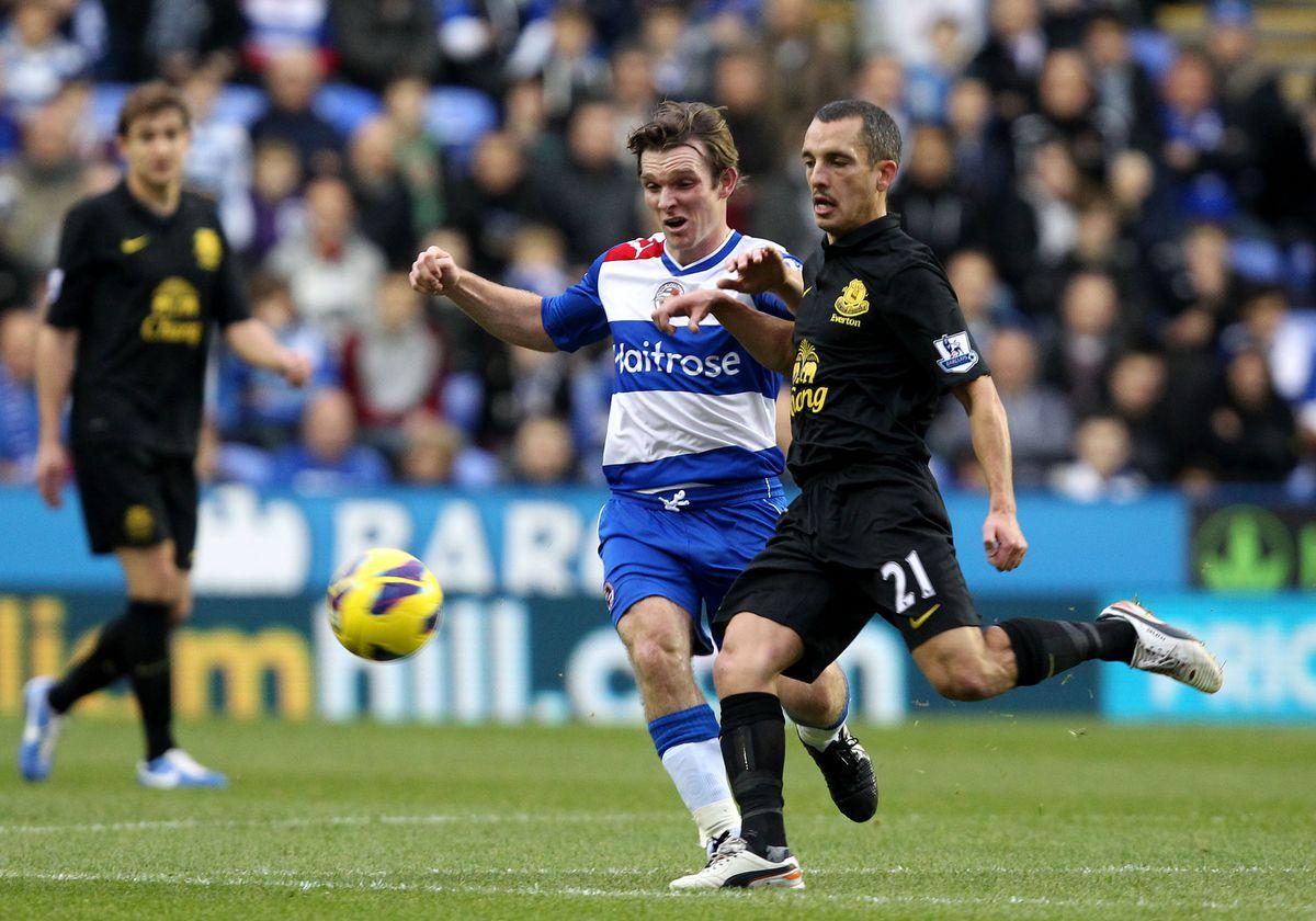 Reading v Everton - Premier League