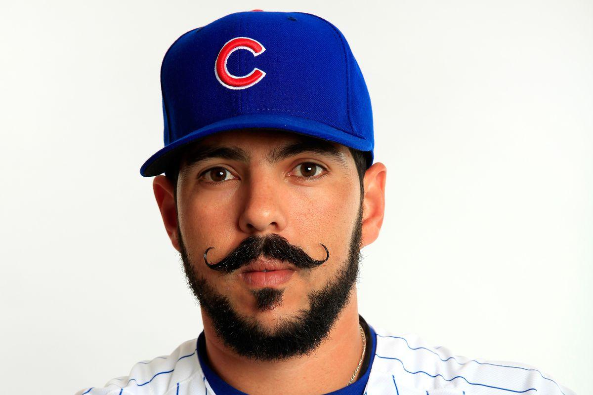 Best mustache in baseball