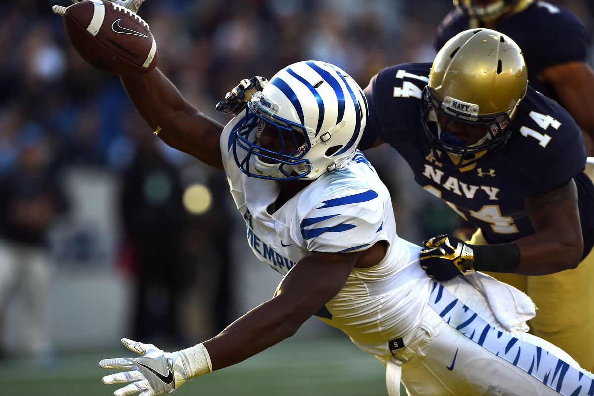 In 2017 Memphis Full Football Potential Might Finally Be