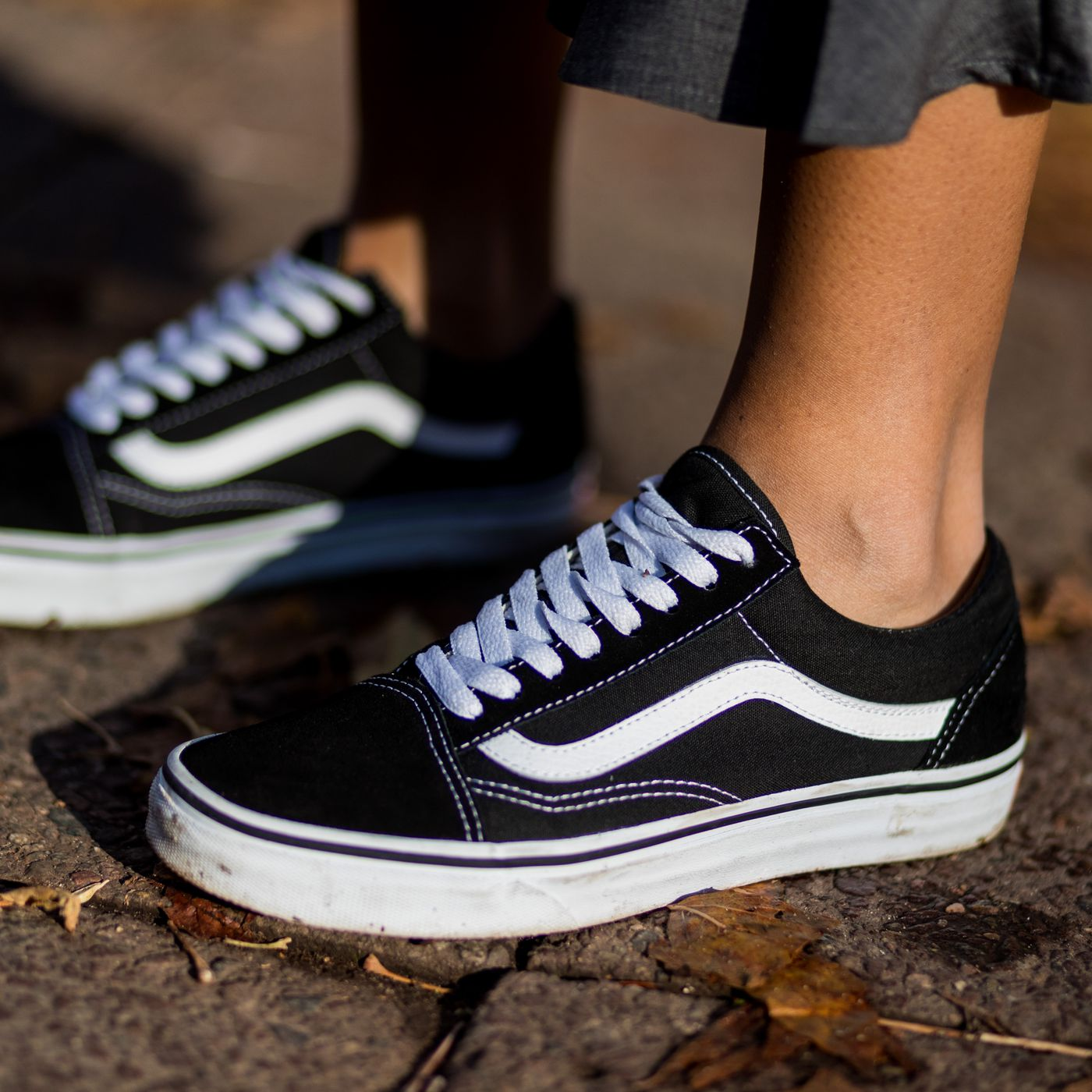 e934bb44ade Can Vans really sue Target for a cheap look-alike of its most famous skater  shoe?