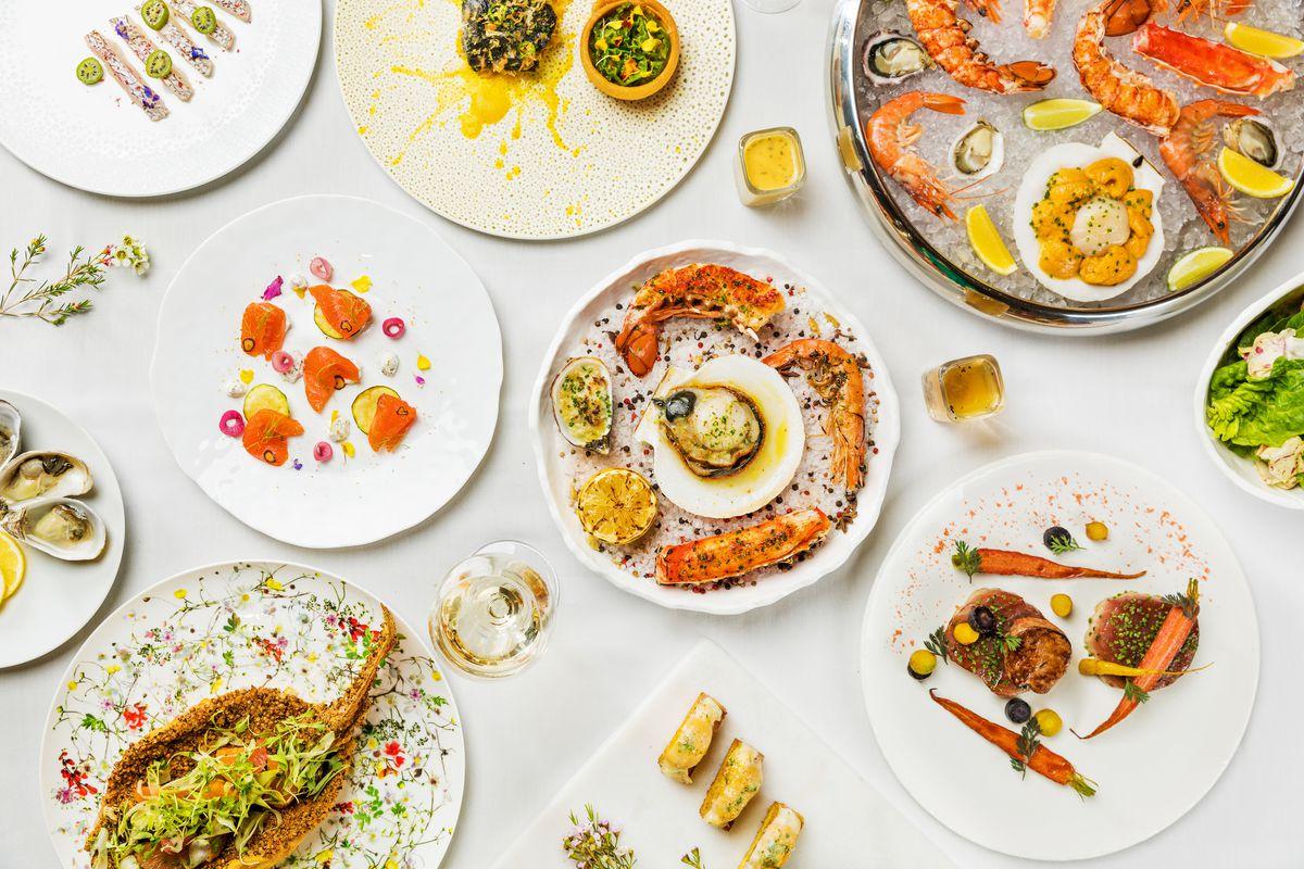 Seafood at Michael Mina