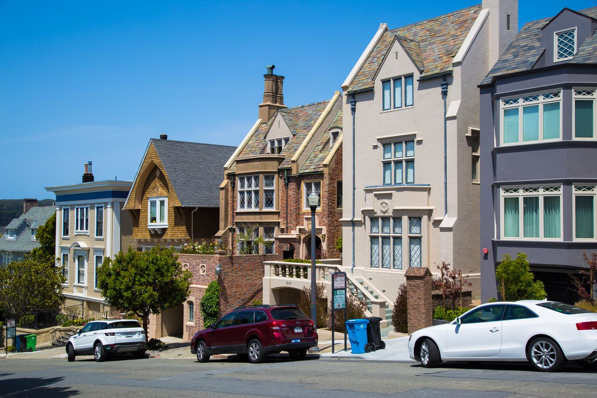 Mansions of Presidio Heights.