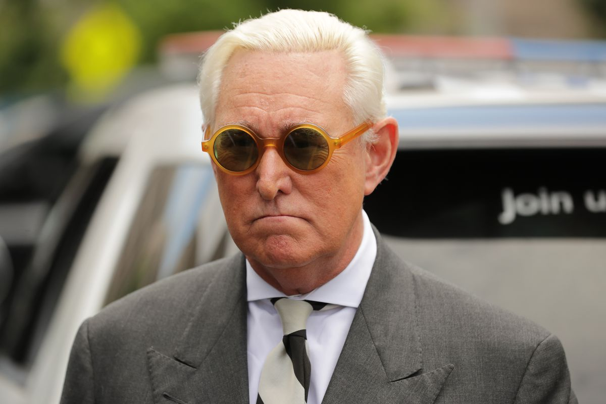 Judge bans Roger Stone from posting on Facebook, Instagram, and Twitter