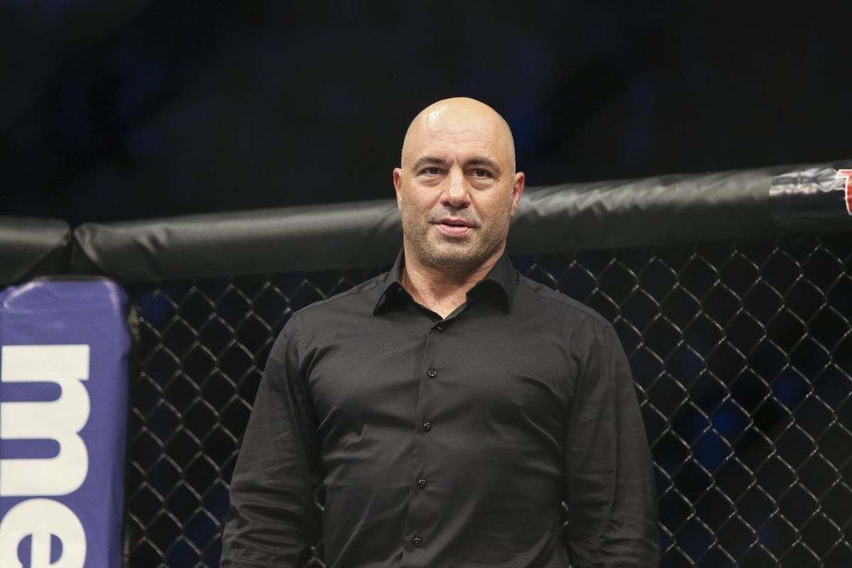 Joe Rogan on Francis Ngannou's TKO of Cain Velasquez: He's the 'scariest guy I've ever seen'