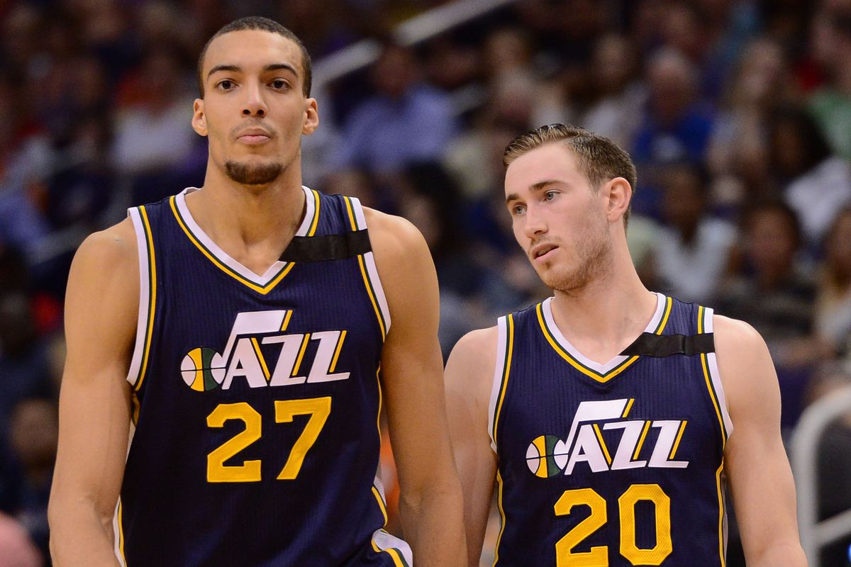 Utah Jazz top five stories of the week - SLC Dunk 7a265f82b