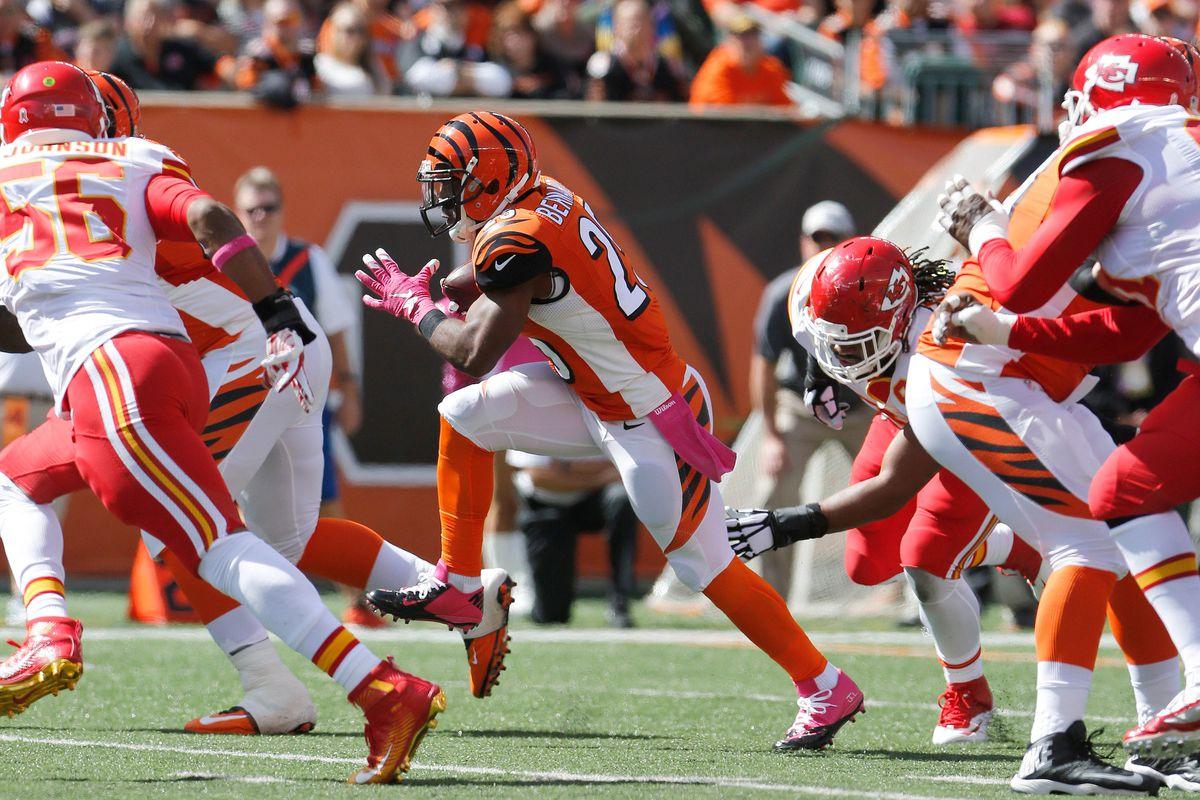 f7031cd1 NFL preseason Week 2: Cincinnati Bengals vs Kansas City Chiefs ...