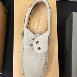 John Varvatos boat shoes, $50 (from $200)