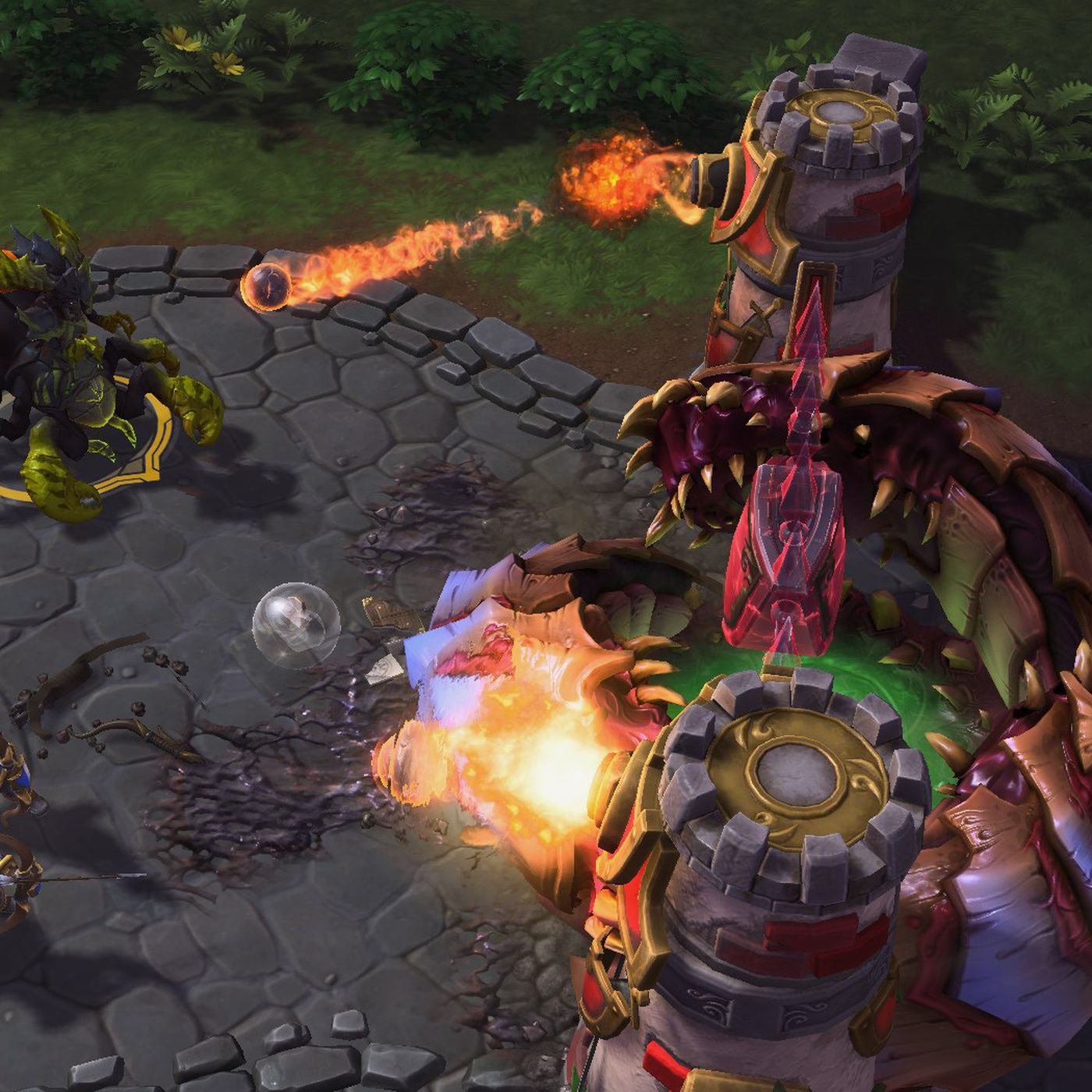 How Blizzard Created And Recreated Heroes Of The Storm S Talent System Polygon Our build for zagara in heroes of the storm (gameplay). polygon