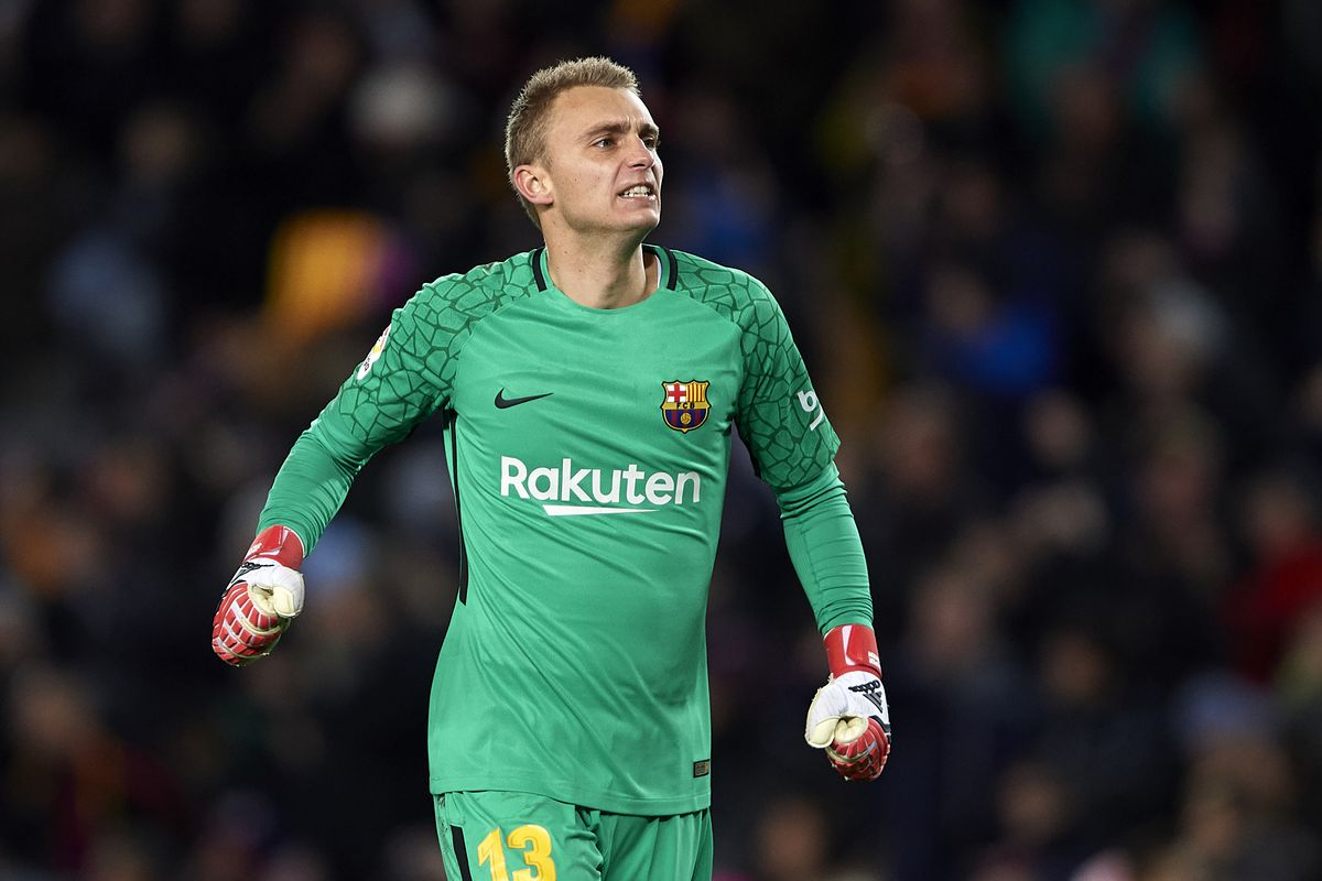 Image result for cillessen barca