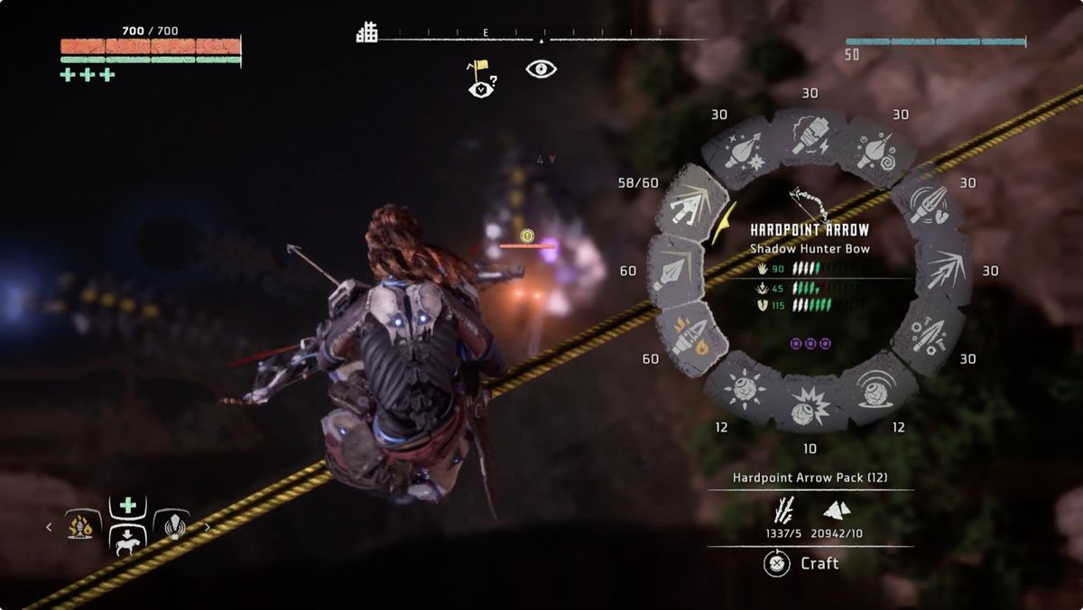 Horizon Zero Dawn how to get the best weapons and outfit