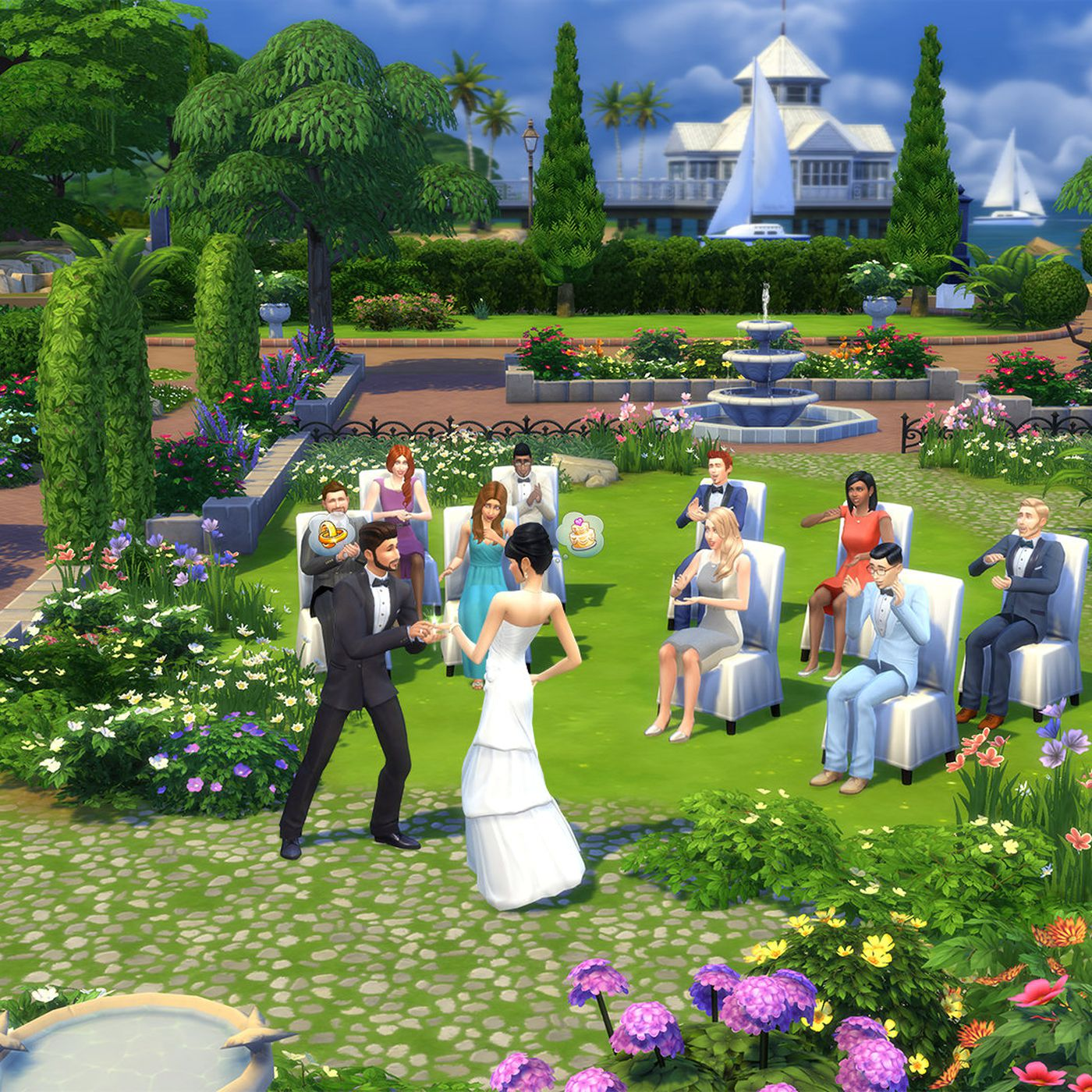 The Sims 4 console versions make it the couch game you didn