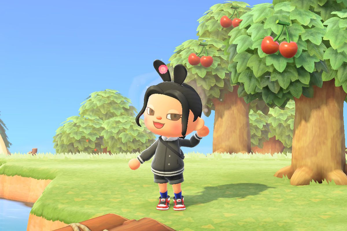 How To Use The Mirror To Change Your Face In Animal Crossing New