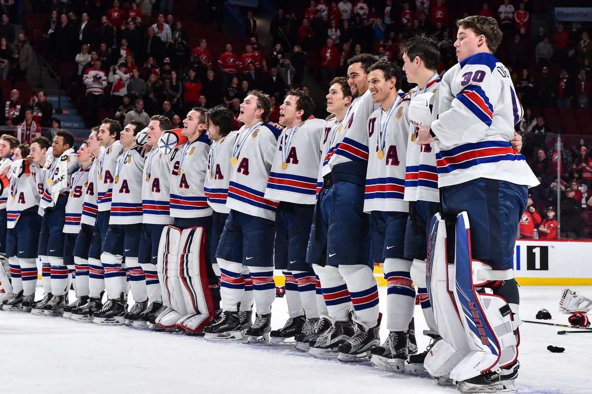 How To Watch Team Usa Unveil 2019 World Juniors Preliminary Roster