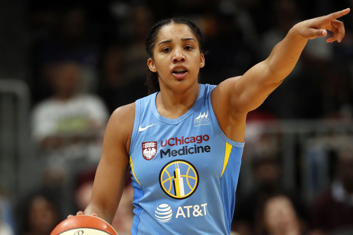 Gabby Williams is more confident in her game than ever before.