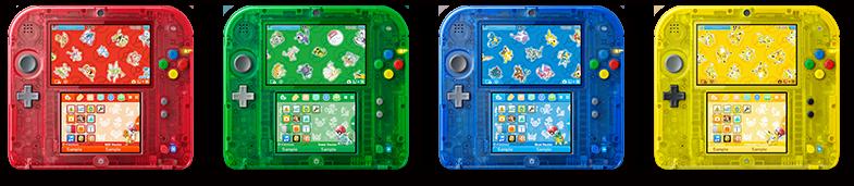 pokemon 2ds