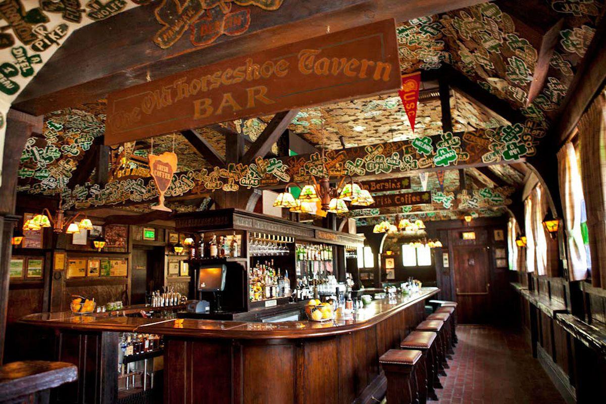 So Wait Is Irish Bar Icon Tom Bergin S Really Closing