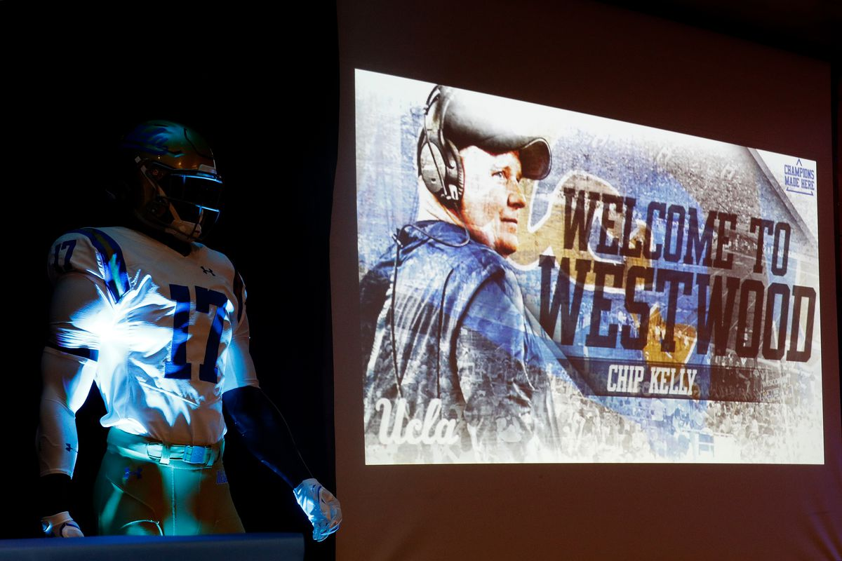 UCLA Introduces Chip Kelly