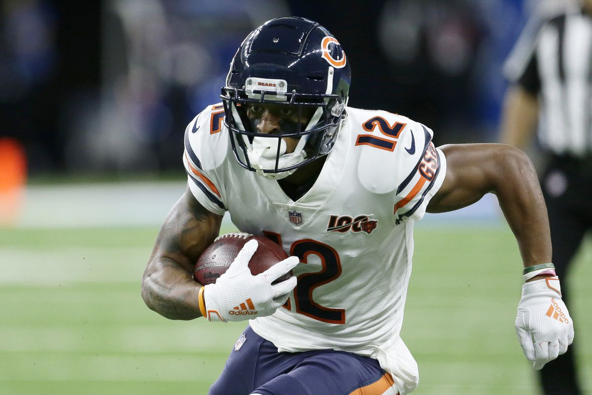 Receiver Allen Robinson is the Bears' Walter Payton Man of the Year nominee.