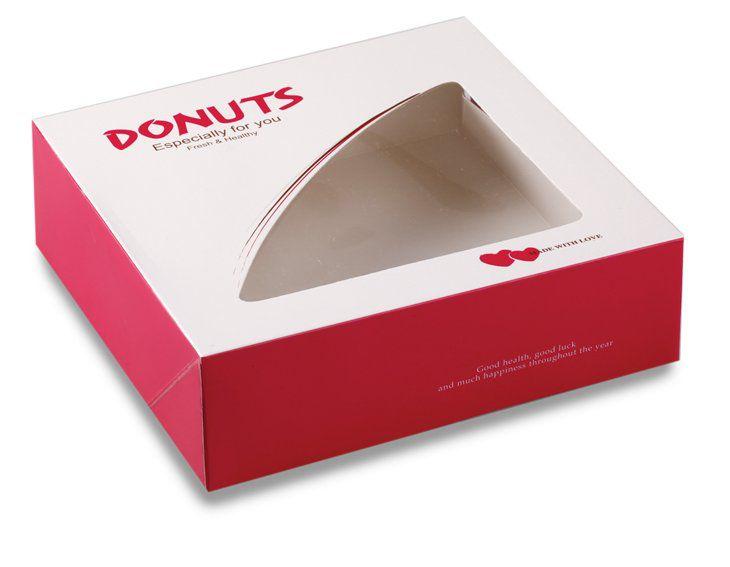 Christmas - Donut Box