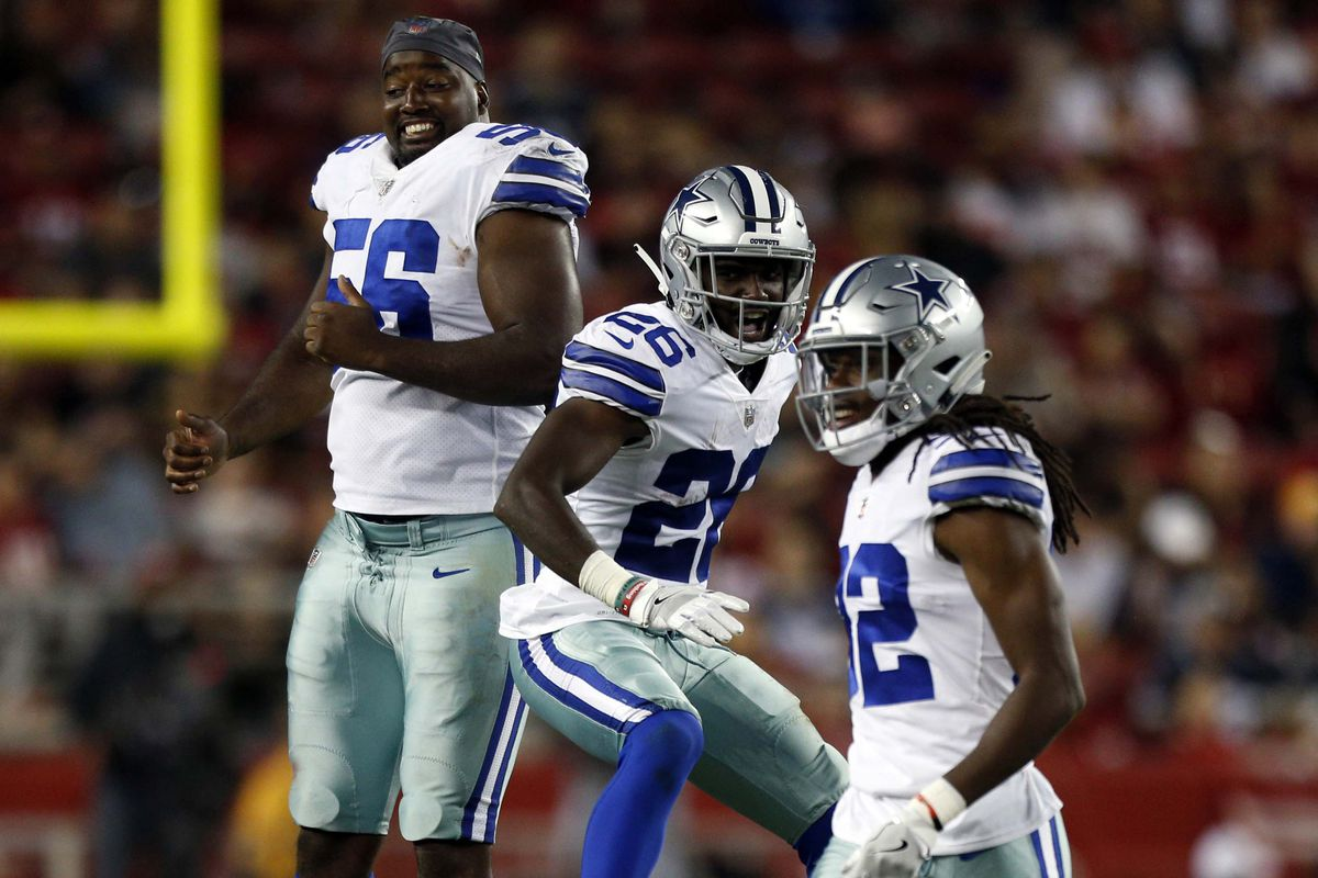 16bedd8a2 Nine different 53-man roster projections for the 2018 Cowboys season ...
