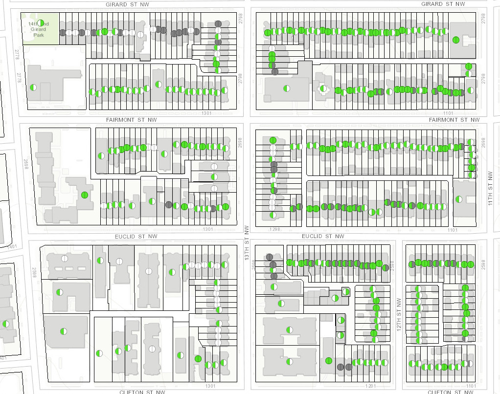 Washington Dc Just Released The Most Detailed Lead Pipe Map Ever Vox Piping Layout Plan Screenshot Of Types Water Pipes Used In Columbia Heights A Neighborhood Within