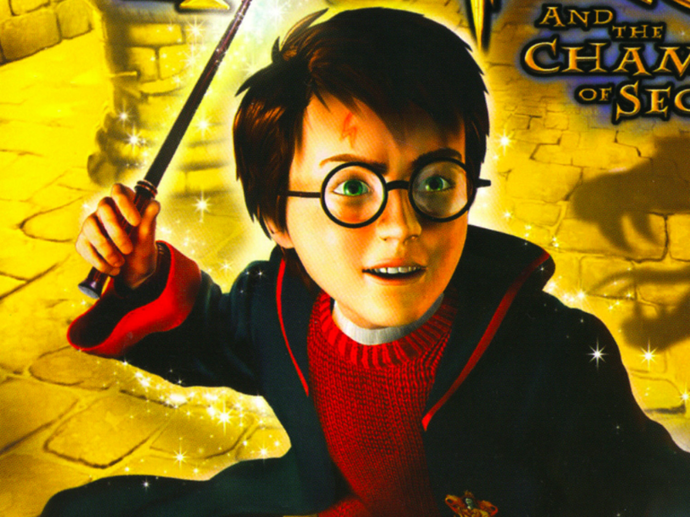 harry potter and the chamber of secrets pcsx2