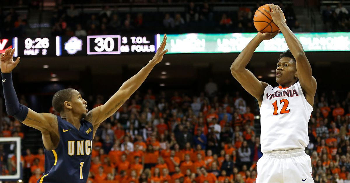 As his confidence grows, De'Andre Hunter's game comes to ...