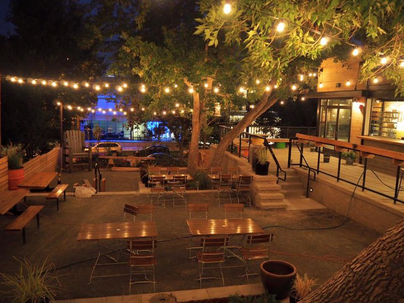Sneak Peek Recess Beer Garden Gets Ready For Opening