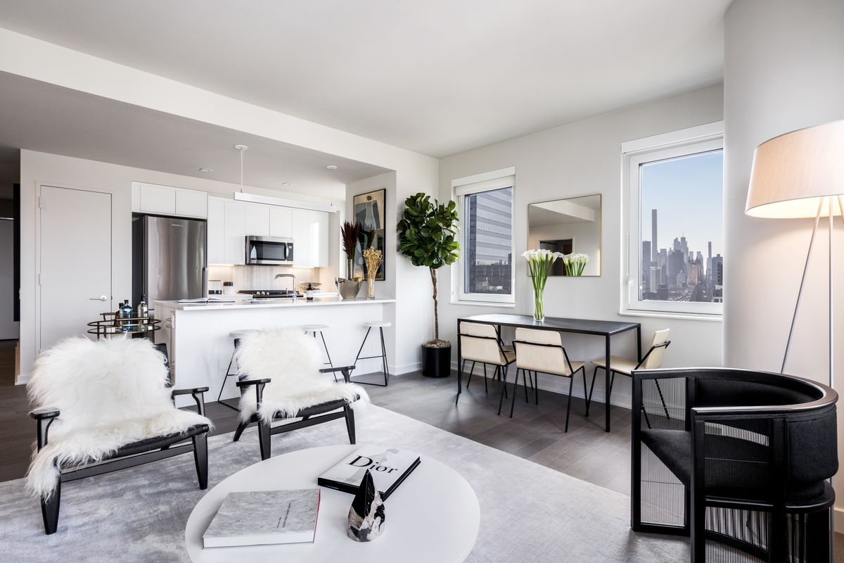Long island city s co living hybrid unveils its luxury - Long island city 3 bedroom apartments ...