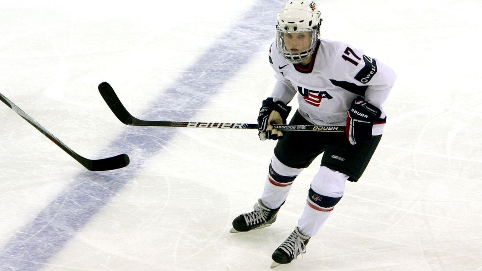 team usa player profiles monique and jocelyne lamoureux hockey
