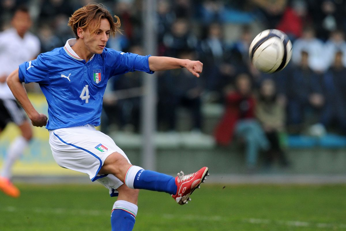 Let's just all be thankful that Jacopo Petriccione's moved on from the Biodome haircut.