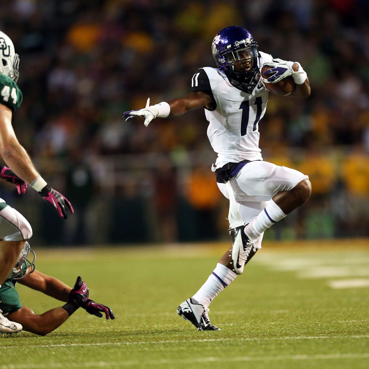 Watch It Again  2011 TCU at Baylor - Frogs O  War 4bb406d53