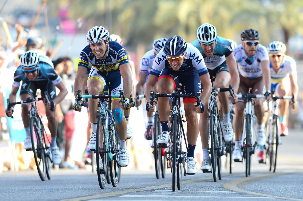 Cycling : 4Th Tour Of Oman 2013 / Stage 2