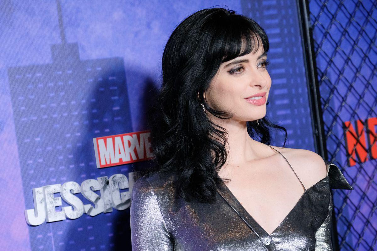 'Jessica Jones' Season 2 New York Premiere