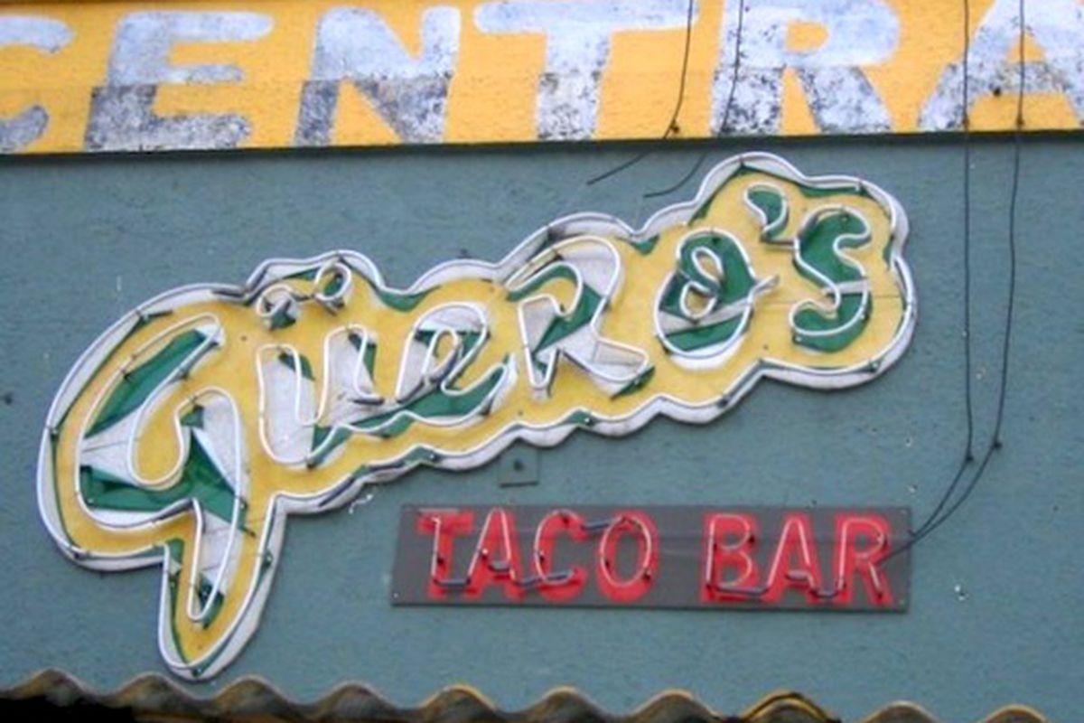 Guero's.