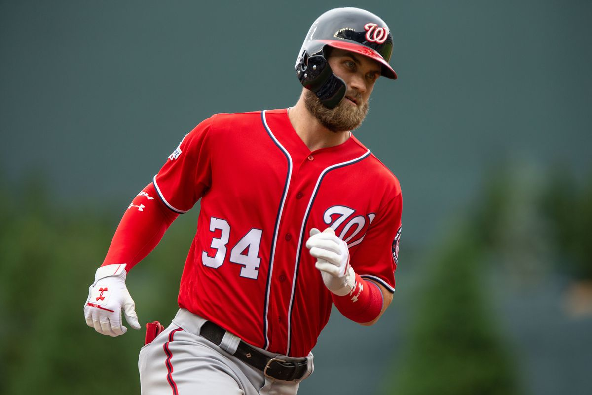 Phillies Sign Bryce Harper To 13 Year 330 Million Contract