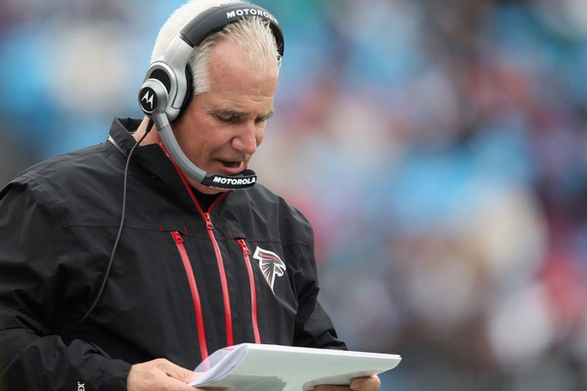 We can't, for legal reasons, say Mike Smith is studying our playoff scenarios. But he probably is. (Photo by Streeter Lecka/Getty Images)