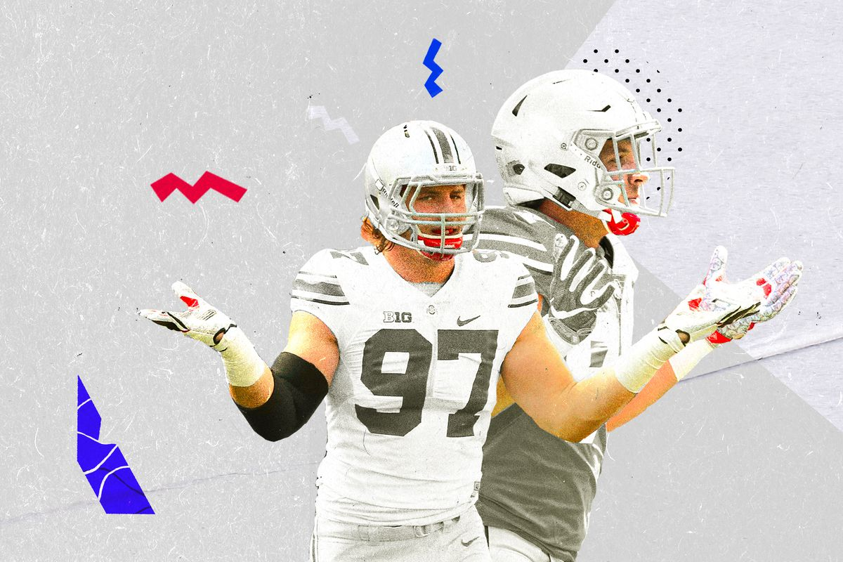 ba0280af0d9 Nick Bosa vs. Joey Bosa: What's the difference between the brothers ...