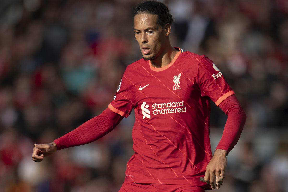 Virgil van Dijk - Liverpool - Premier League