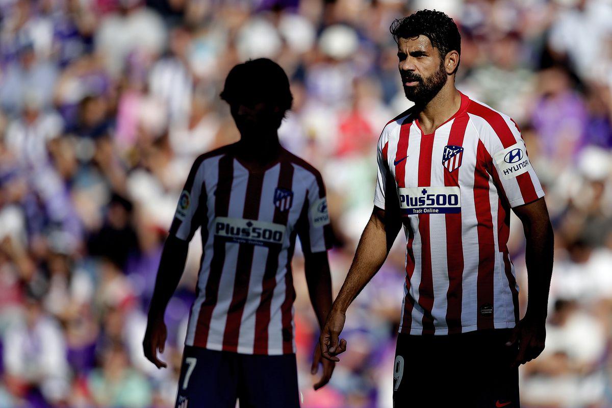 Real Valladolid v Atletico Madrid - La Liga Santander