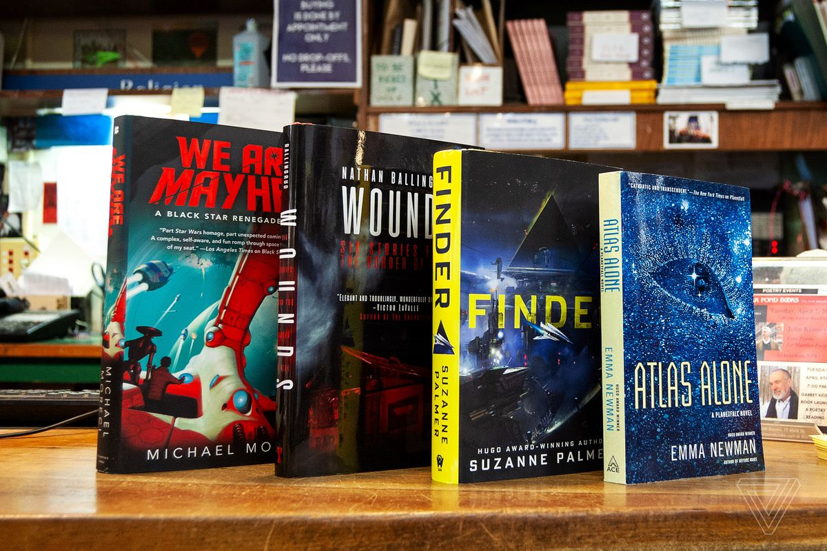 13 new science fiction and fantasy books to check out this