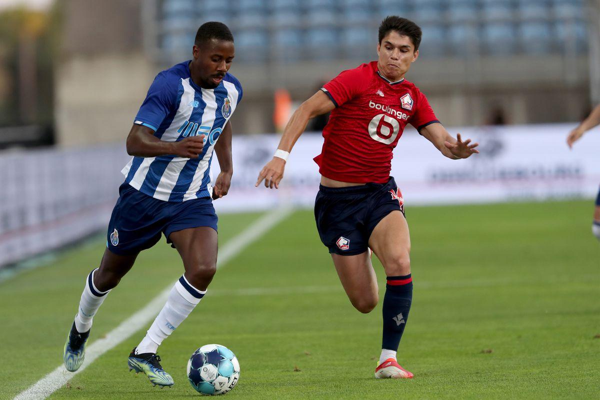 FC Porto v Lille OSC - Pre-Season Friendly
