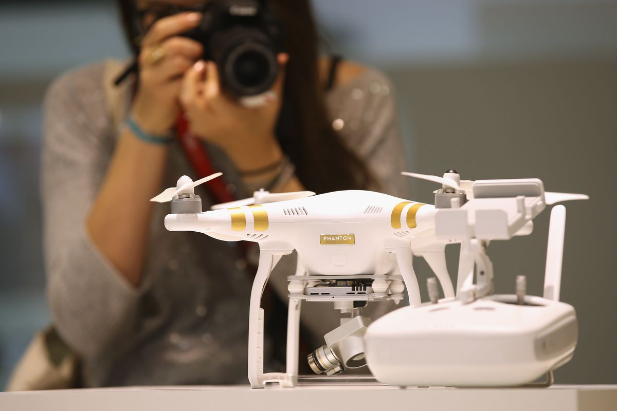DJI is running away with the drone market