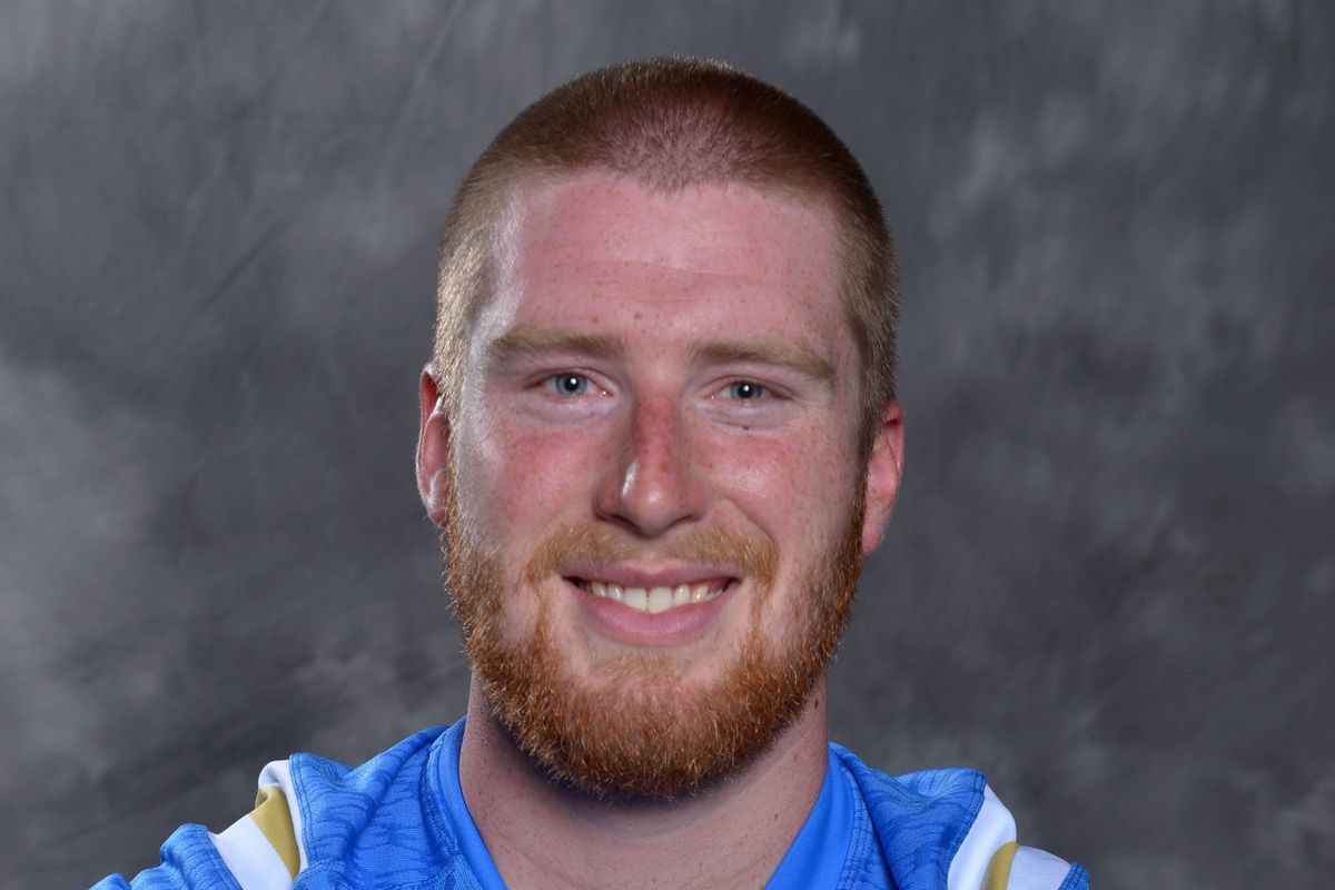 Senior Jake Brendel is just one of the Bruins who will be looking to get ready for the NFL Draft after the season is over.